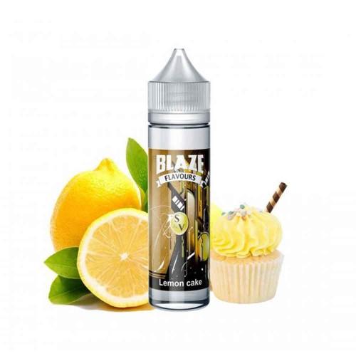 BLAZE Lemon Cake Premium Flavor shot