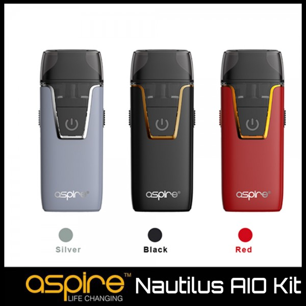 Aspire Nautilus AIO Starter Kit