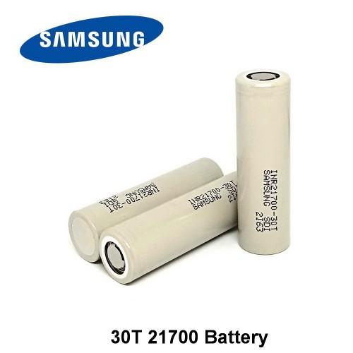 Μπαταρια Samsung 30T 21700 3000mAh 35A