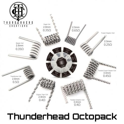 Thunderhead Octopack 8 in 1 - Πακετο Ετοιμων Αντιστασεων