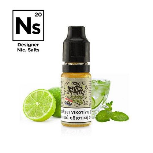 Element NS20 Neon Green Slushie - Designer Nicotine Salts
