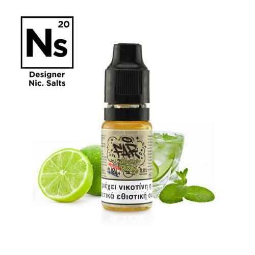 Element NS20 Neon Green Slushie - Designer Nicotine Salts