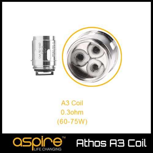 Aspire Athos coils Αντιστάσεις