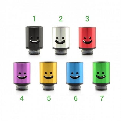 Drip tip Smile Aluminum