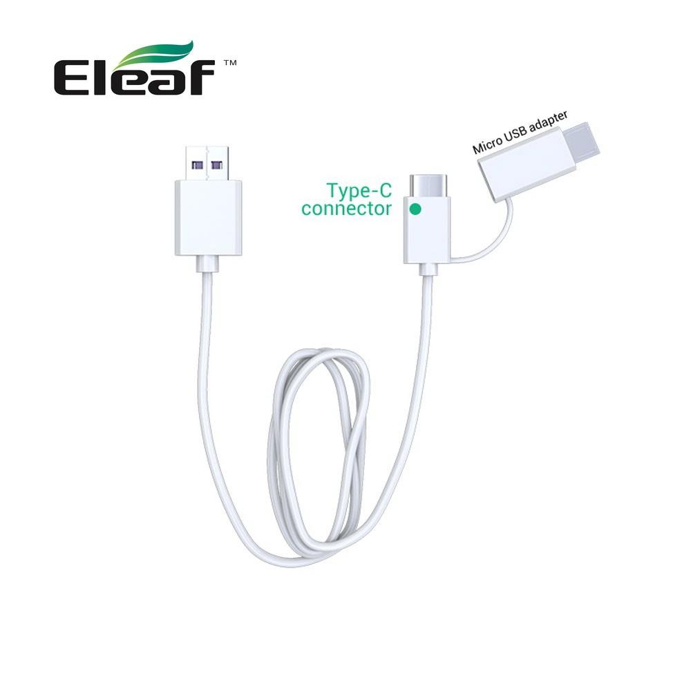 eleaf micro usb qc 3 0 cable type c  u039a u03b1 u03bb u03ce u03b4 u03b9 u03bf
