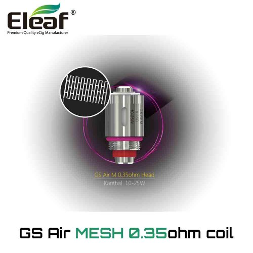 ELEAF GS AIR MESH 0.35Ω