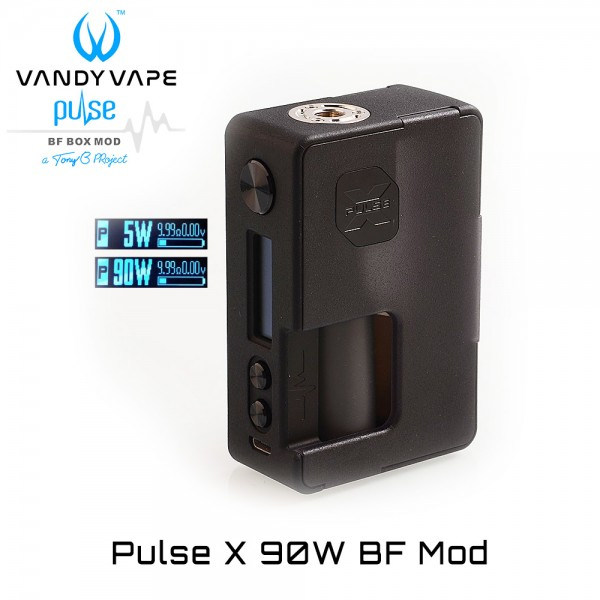 Vandy Vape Pulse X 90W BF Squonk Mod