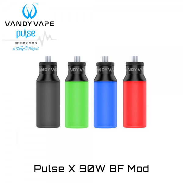 Vandy Vape Pulse X BF Squonk Mod Bottle - Μπουκαλακι