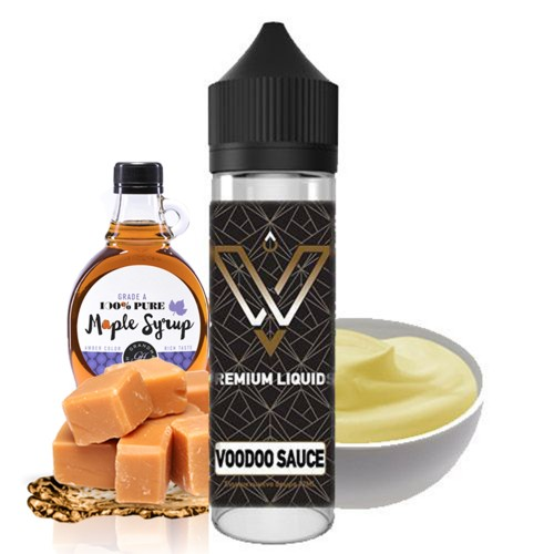 Voodoo Sauce VNV Shake and Vape 12/60ml