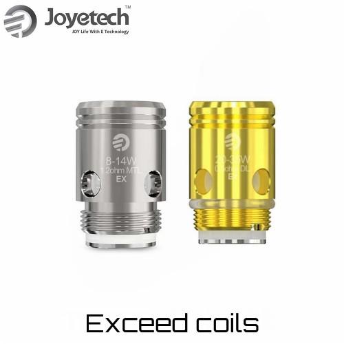 Joyetech EXCEED coils αντιστάσεις