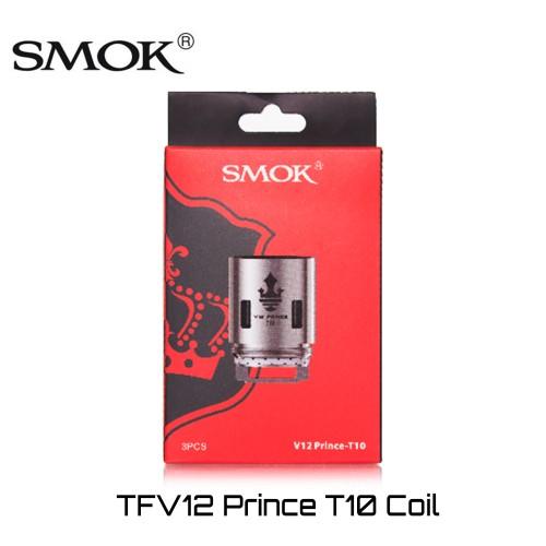 SMOK TFV12 Prince T10 Coils - Ανταλλακτικη Αντισταση