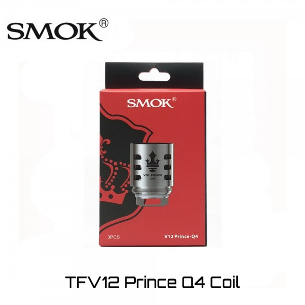Smok TFV12 Prince Q4 Coils - Ανταλλακτικη Αντισταση