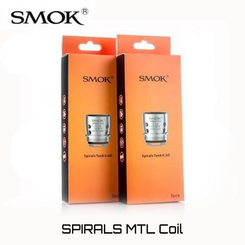 SMOK SPIRALS MTL Coils - Ανταλλακτικη Αντισταση