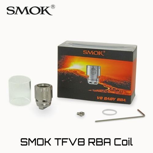 Smok TFV8 Baby RBA - Ανταλλακτικη Επισκευασιμη Αντισταση