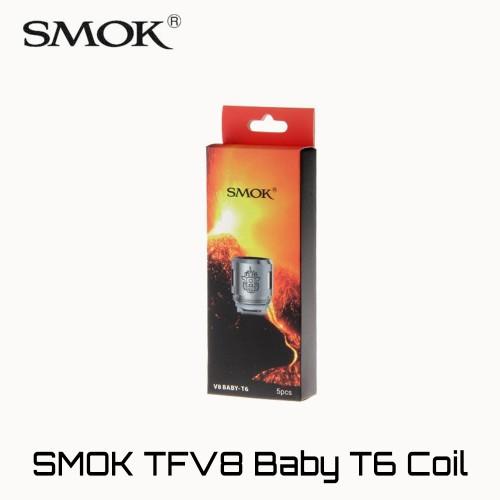 Smok TFV8 Baby T6 Coils - Ανταλλακτικη Αντισταση