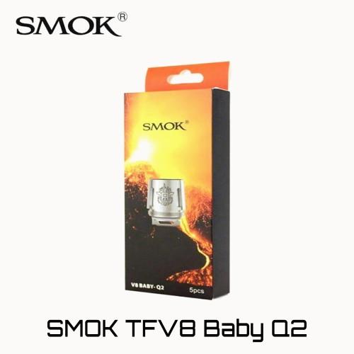 Smok TFV8 Baby Q2 Coils - Ανταλλακτικη Αντισταση
