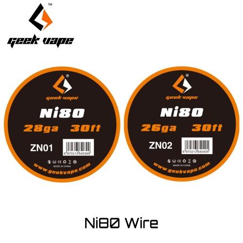 GeekVape Ni80 wire Συρμα