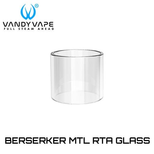 Vandy Vape Berserker MTL RTA Glass - Ανταλλακτικο Τζαμακι
