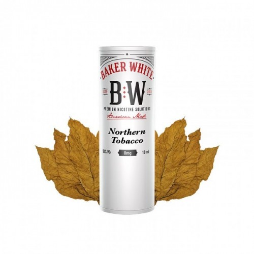 Northern Tobacco - Baker White 10ml