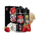 Mad Lady Strawberry Ice cream 20ml 100ml μπουκάλι