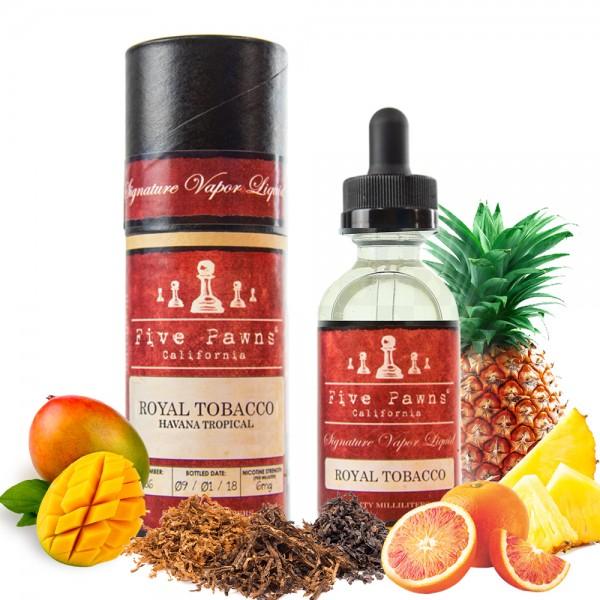 Royal Tobacco Five Pawns Mix & Vape