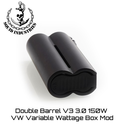 Squid Industries Double Barrel V3 150W Mod