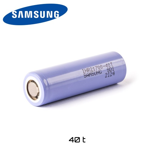Μπαταρια Samsung 40T 21700 4000mAh 30A