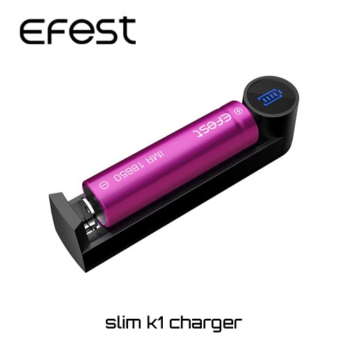 Φορτιστης Efest Slim K1 USB Charger