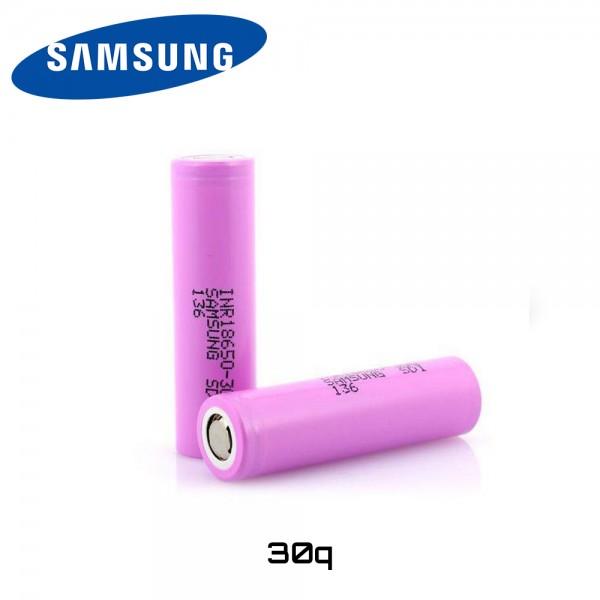 Μπαταρια Samsung 30Q 18650 3000mAh 15A