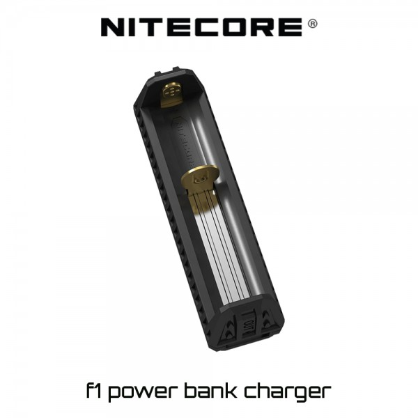 Φορτιστης Nitecore F1 Powerbank