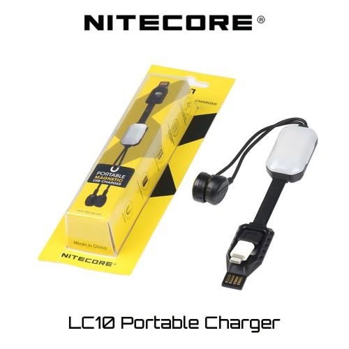 Φορτιστης Nitecore LC10 Powerbank