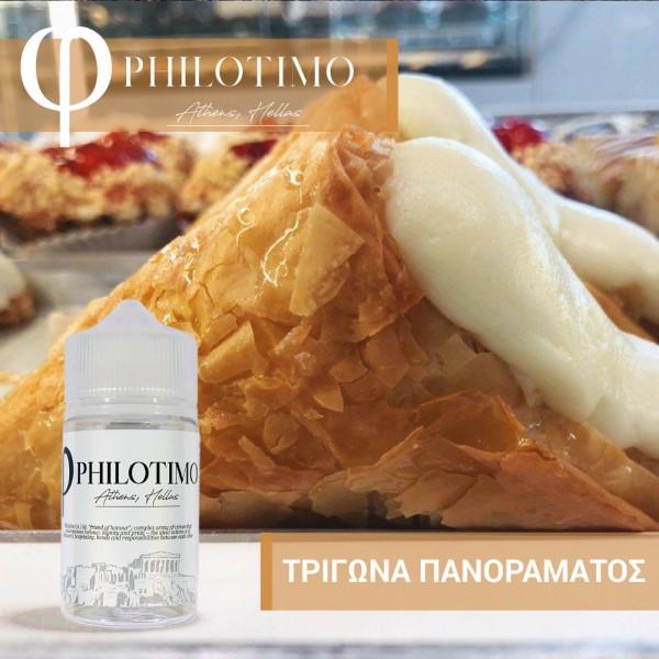 Trigona Panoramatos Philotimo Shake & Vape