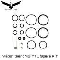 Vapor Giant M5 MTL RTA Spare Kit