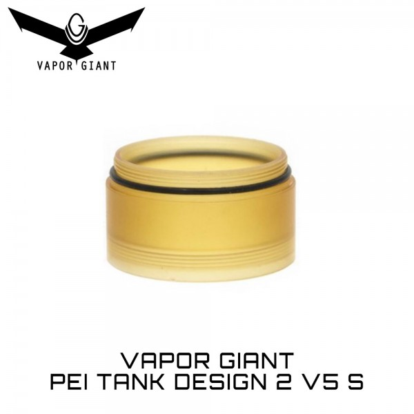 Vapor Giant M5 V5S PEI Tank Design 2 - Ανταλλακτικο Δοχειο