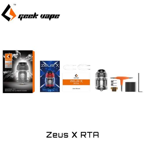 Zeus X GeekVape RTA