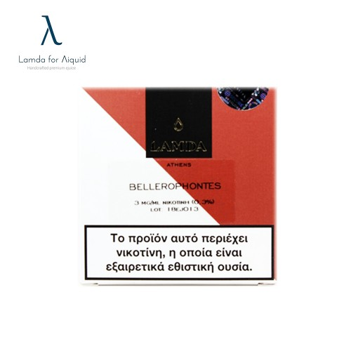 Bellerophontes Lamda 3x10ml