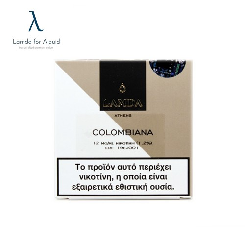Colombiana Lamda 3x10ml