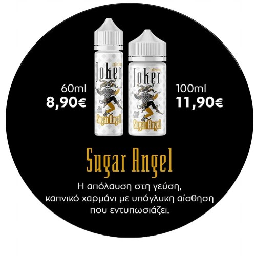 Sugar Angel JOKER Shake and Vape