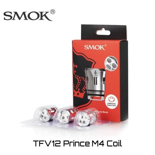 SMOK TFV12 Prince M4 Coils - Ανταλλακτικη Αντισταση
