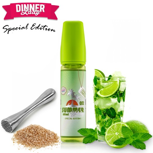 Sunset Mojito Dinner Lady Shake & Vape 20/60ml