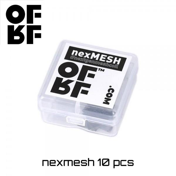 OFRF nexMesh Coils - Ετοιμες Αντιστασεις Πλεγματος
