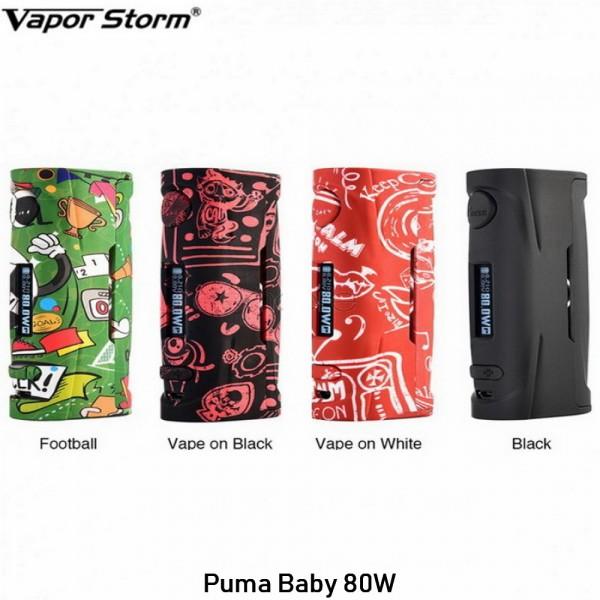 Vapor Storm Puma Baby 80W Box Mod