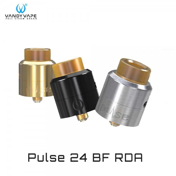 Vandy Vape Pulse 24 RDA Επισκευασιμος Ατμοποιητης