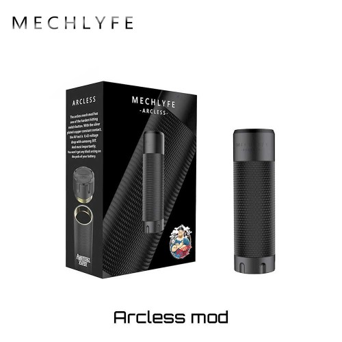 Arcless by Mechlyfe Mechanical Mod