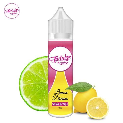 Limon Dream Indulge Shake and Vape 15/60ml