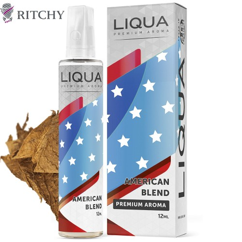 American Blend LIQUA Premium Aroma 12/60ml