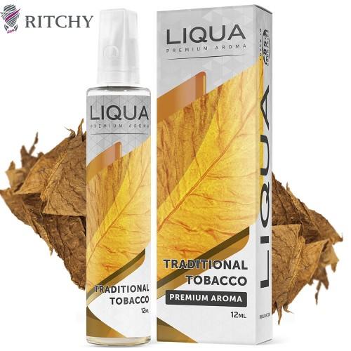 Traditional Tobacco LIQUA Premium Aroma