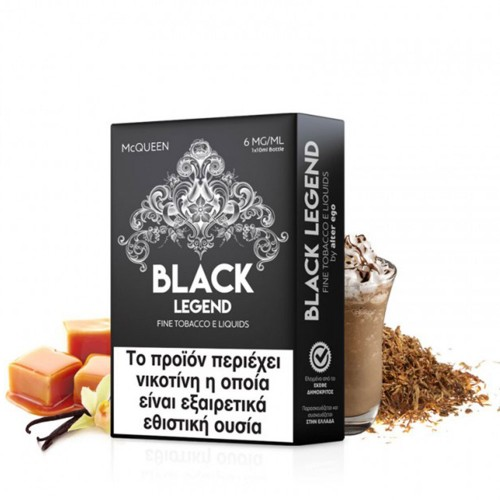McQueen - Black Legend 10ml