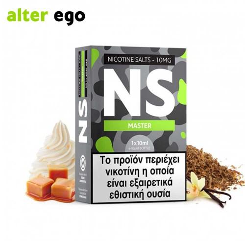 Alter ego NS Master - Nicotine Salts