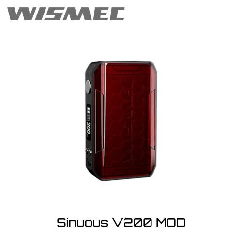 Wismec Sinuous V200 Mod